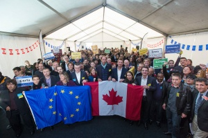 The Citizens' CETA Summit : A Transatlantic Gathering of Local & Public Representatives