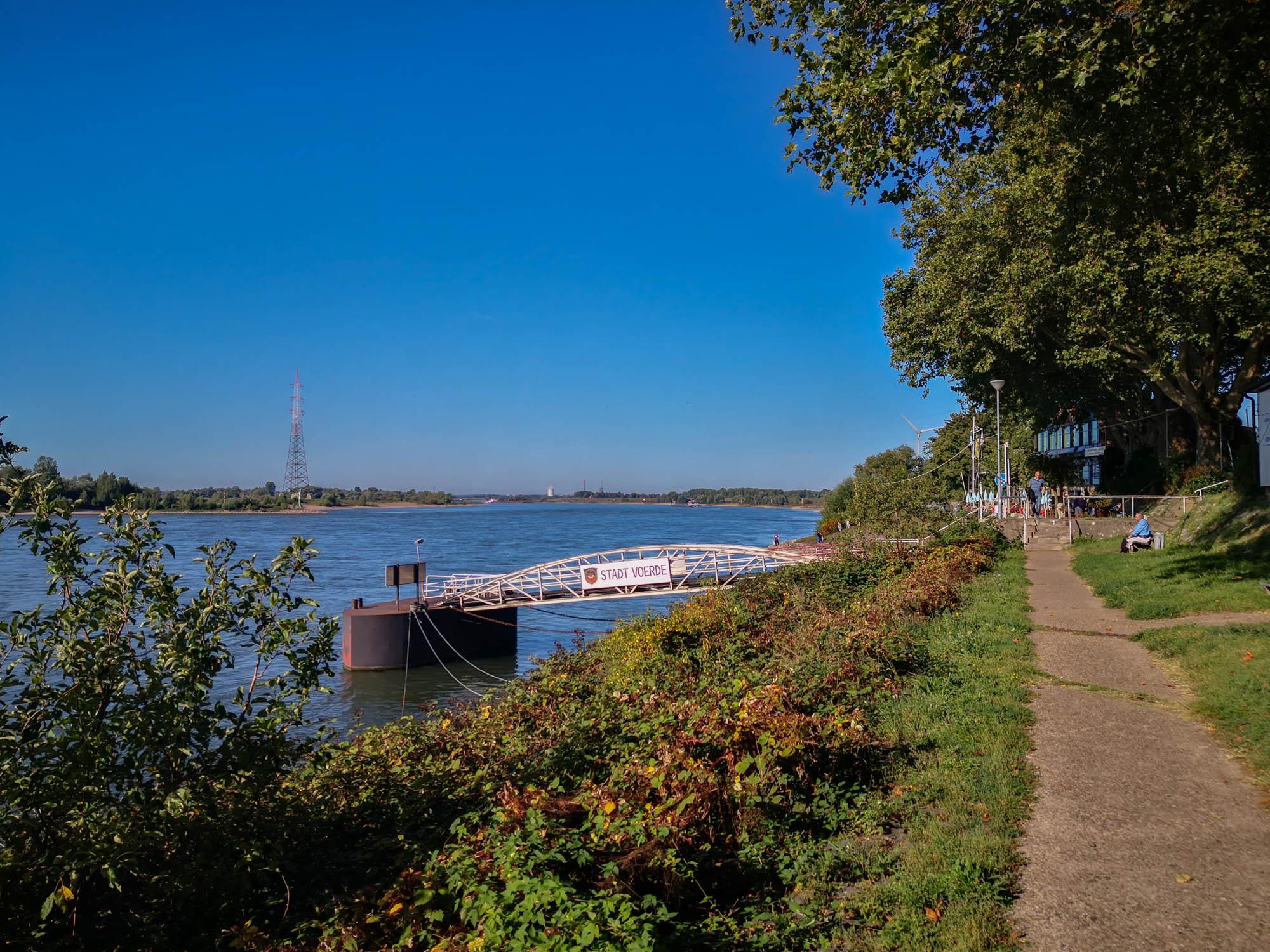 Rhine-Cleanup Voerde