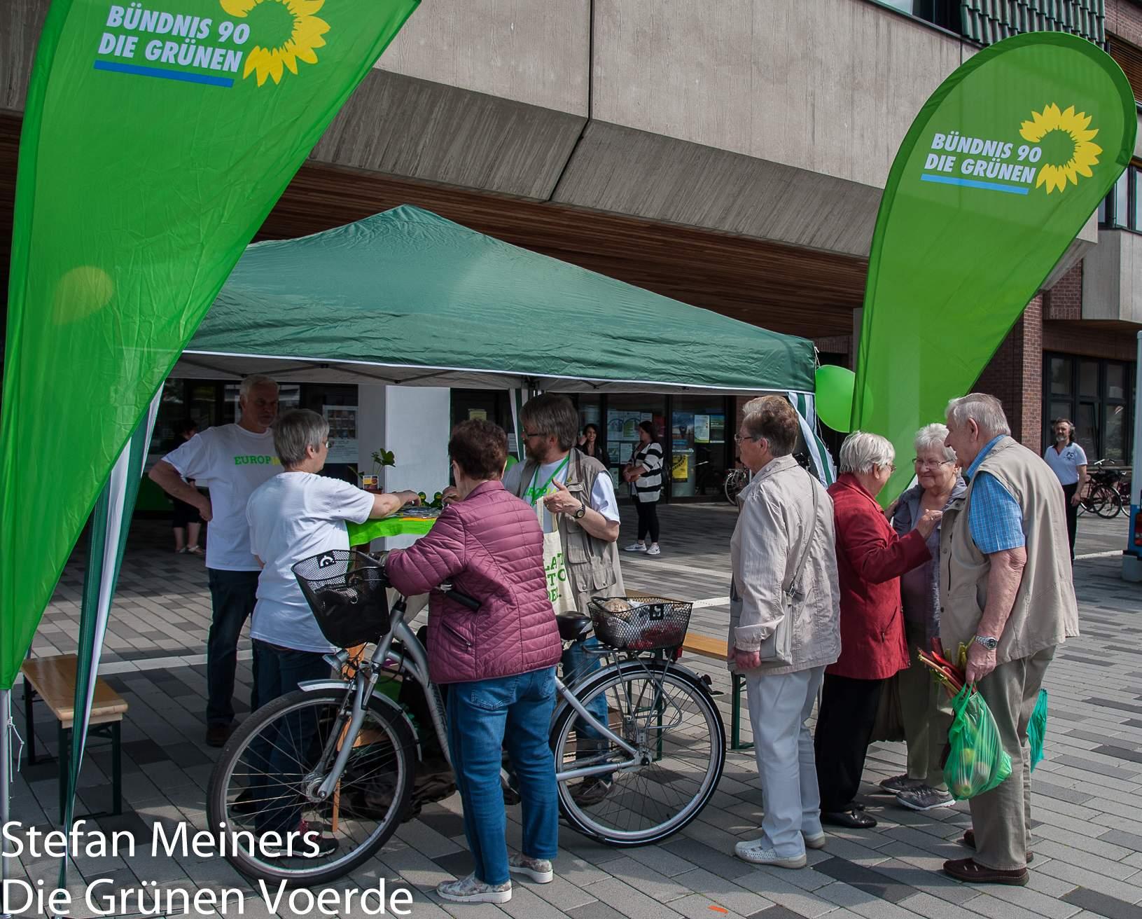Das Grüne Wahlprogramm